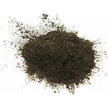Shimmer Fuscous Brown Mica en poudre 28 grammes, poudre brun métallisé, cosmétiques Mica en poudre pour les rouges à lèvres, baume à lèvres, Bath Bombs et plus, tranche de la lune
