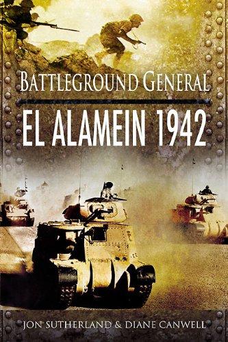 Battlefield general: el alamein 1942 (battleground general) (english edition)