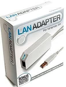 Wii & Wii U LAN Internet Adapter via USB (WiiU kompatibel