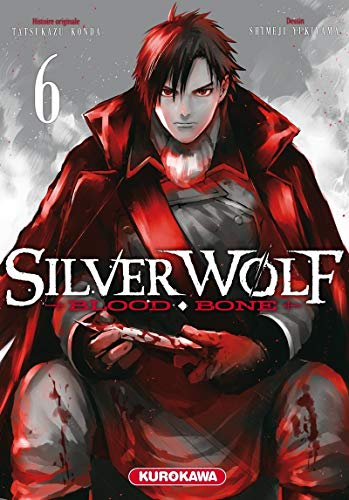 Silver Wolf Blood Bone Edition simple Tome 6