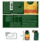 Vegavero Immune System Supplement | 120 Capsules | Natural Support & Protection | with Acerola (Vitamin C), Ginger, Zinc, Selenium, Vitamin D3 Extracts | for Men, Women & Children | 100% Vegan