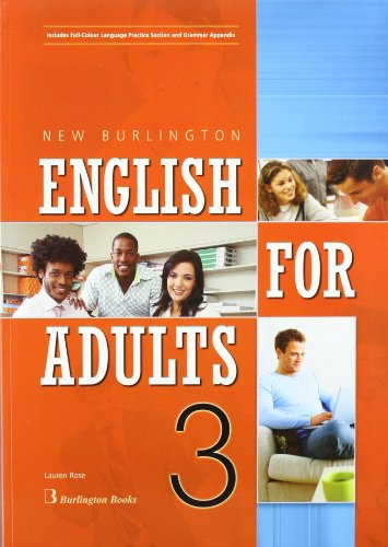 NEW ENGLISH FOR ADULTS 3 ST 10 BURIN0NB