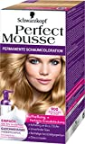 Perfect Mousse Permanente Schaumcoloration, 900 Sonniges Blond, 3er Pack (3 x 93 ml)