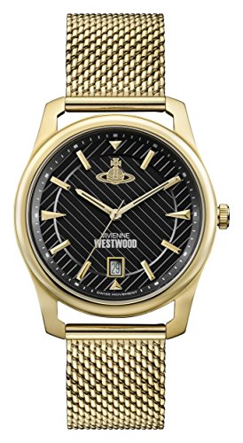 Vivienne Westwood VV185BKGD - Reloj para hombre