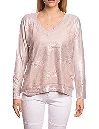 Blusen, Tops & Shirts Kleidung & Accessoires Schlussverkauf Damen Oberteile 44 Made In Italy