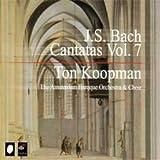 J. S. Bach: Cantatas, Vol 7