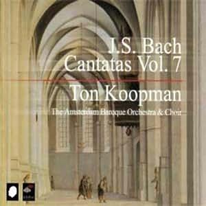 J.S. Bach : Cantatas, Vol. 7