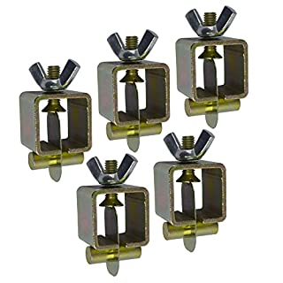 AB Tools Intergrips technische Halsketten von raboutage Bindungen aus Metall 5PK