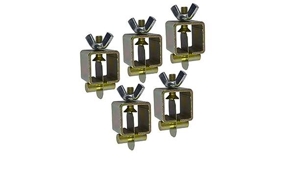 partie 10 Bindungen aus Metall mit Intergrips Technische halsketten für Rohre