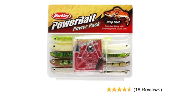 Berkley PowerBait Pro Pack Pike Perch Drop Shot Predator Fishing