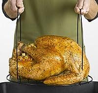 Nifty Non-Stick Gourmet Turkey Lifter