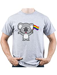Stop Homophobia Shirt Rainbow Flag Tshirt LGBT Rights tee Gay Rights Camiseta para Hombre