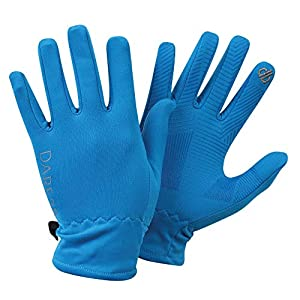 Dare 2b Kinder Chimerical Lightweight Warm Backed Stretch Touchscreen Compatible Glove with Gripped Palm and Reflective Detail Kopfbedeckungen