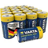 VARTA Industrial Pro Batterie C Baby Alkaline Batterien LR14 (20er Pack), Design kann abweichen