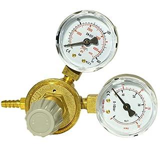 Tecnoweld 82360Mig Gas Regulator 2Gauge Argon/CO²