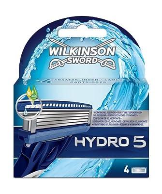 Wilkinson Sword 7000035E Hydro 5 - 4 Blades