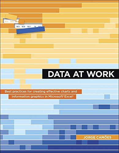 Data at Work: Best practices for creating effective charts and information graphics in Microsoft Excel (Voices That Matter) (English Edition) (Visualisierung Von Daten In R)