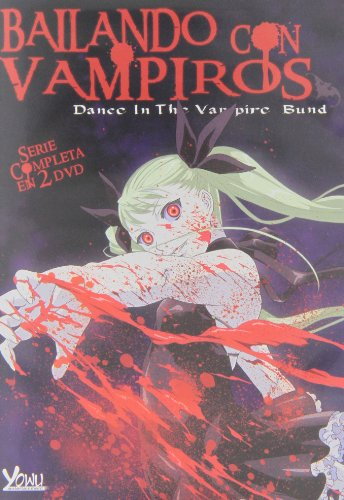 Bailando Con Vampiros - Serie Completa [DVD]
