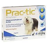 Prac Tic F.Große Hunde 22-50 Kg Einzeldosispip, 3 St