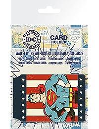 GB eye LTD, DC Comics, Retro Superman, Tarjetero