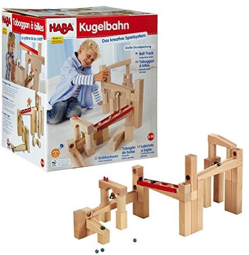 HABA Kugelbahn-Bausatz