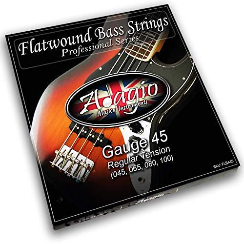 itarren Saiten für Bassgitarren, 45-100 ()