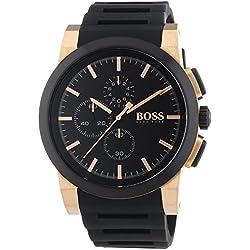 Hugo Boss Gents Watch Quartz Chronograph XL Neo 1513030 Silicone