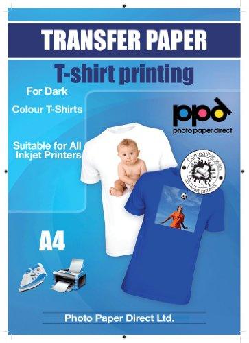 Preisvergleich Produktbild PPD Inkjet Tattoofolie, DIN A4, 5 Blatt