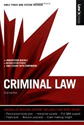 Law Express Criminal Law 2nd edition