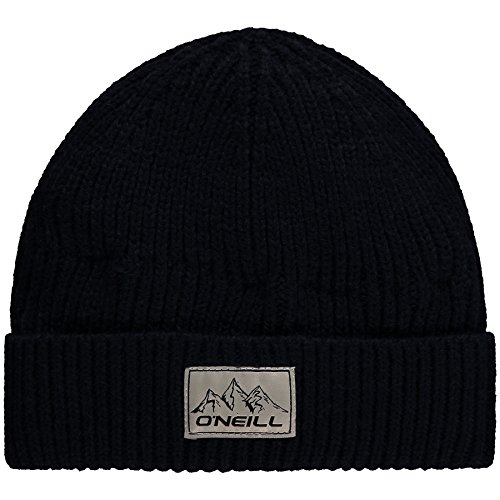 O'Neill Herren Bm Bouncer Wool Beanie Headwear, Ink Blue, One Size | 08719403481065