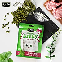 KitCat Breath Bites Lamb Flavor, Green, 60g