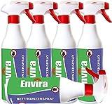 Bettwanzenspray Bettwanzenmittel ENVIRA 5x500ml