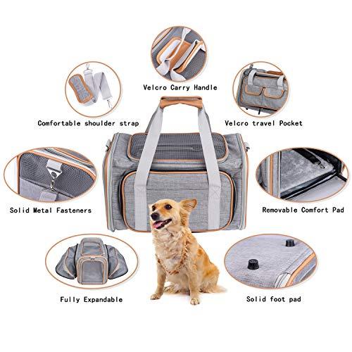 Zoom IMG-3 pet u trasportino per cane
