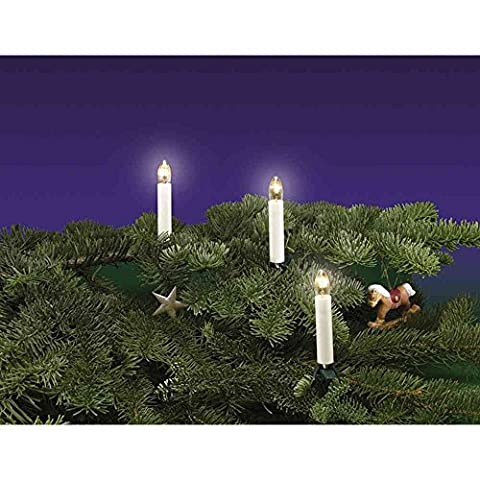 Rotpfeil LED Light Chain 30–Piece Inner Toplampen Clear 969 300