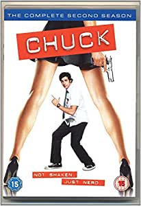 Chuck - Season 2 [DVD] [2009]