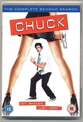 Chuck - Season 2 [Standard Edition] [Import anglais], Episodes DVD/BluRay