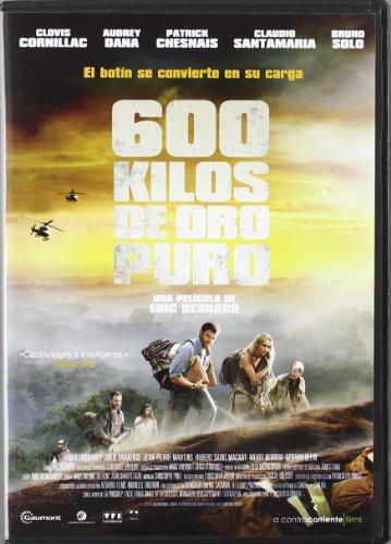 Preisvergleich Produktbild 600 Kilos De Oro Puro (600 Kilos D´Or Pur) (2010) (Import) (Keine Deutsche Sprache)