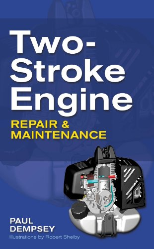 Two-Stroke Engine Repair and Maintenance (English Edition) (Und Briggs Stratton-rod)