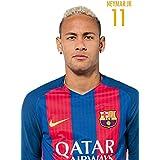 Grupo Erik Editores FC Barcelona Neymar - Postal 2016/2017
