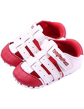Unisex Baby Sneakers, OverDose Baby Jungen Mädchen Sandalen Schuh Casual Schuhe Sneaker Anti-Rutsch Soft Sole...