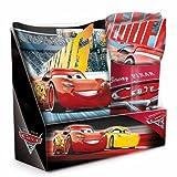 ELI Cars 3 Set mit Kissen und Fleece-Decke