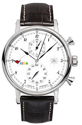 Junkers Aida Hombre Reloj Edición Especial Cronógrafo