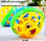 #3: TOY-STATION - RATTLE BALL BIG - ASSORTED COLOURS from HONG-KONG