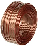 Cable para altavoz (2�x 1,5�mm�, transparente, anillo de 20�m