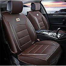 SHISHANG cuir pleine coussin universel de voiture fixe la version de luxe (de 11Réglez) cinq ensembles de coussins de voiture généraux de protection de l'environnement quatre saisons de sélection commune 3 couleurs , #31