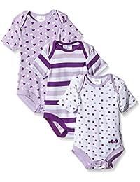 Twins Body M, Kurzarm - 3er-Pack - Body - Bébé fille