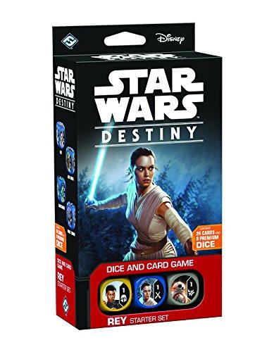 Preisvergleich Produktbild Fantasy Flight Games iSWD02 - Star Wars: Destiny - Rey Starter-Set