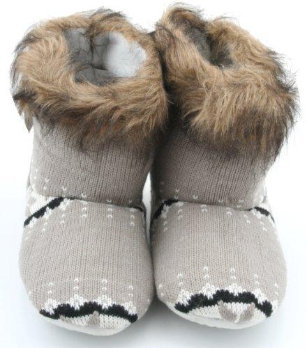 Slumberz, Pantofole donna Grigio (grigio)