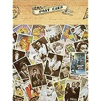 Gwill - 30 postales vintage con diseño de retro antiguo para coleccionar, regalar (anuncios americanos)