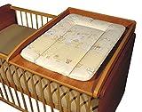 Kuli-Muli 1270 Malin Table à langer Marron noyer 80/60
